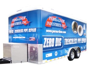 Charleston contractors have you heard about Perma-Liner™ Turn-key Trailers